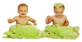 Daržovės kūdikiui