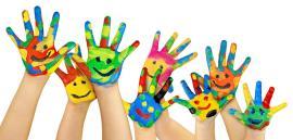 Dešiniarankis ar kairiarankis vaikas