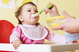 Kada maitinti kūdikį?