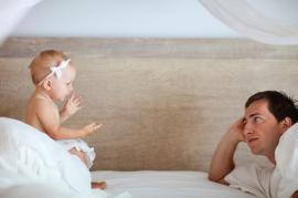 Kada vaikas pradeda kalbėti