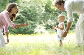 Kada vaikas pradeda vaikščioti