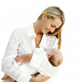 Kaip maitinti kūdikį krūtimi