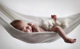 Kūdikio migdymas