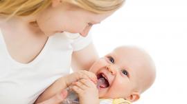 Kūdikis valgo mažai mišinuko