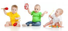 Kuo užimti kūdikį kai jis nemiega
