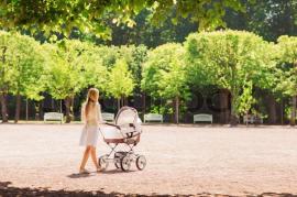 Pasivaikščiojimai su kūdikiu