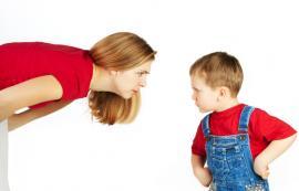 Pykstu ant vaiko