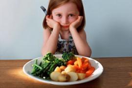 Vaikas išrankus maistui