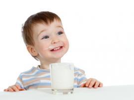 Vaikas negeria pieno