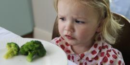 Vaikas nevalgo daržovių