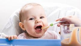 Vaikas nevalgo košių