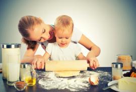 Vaiko savarankiškumo ugdymas