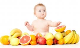 Vaisiai kūdikiams