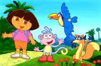 Smalsutė Dora filmukas (116 serijos)