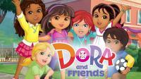 Dora ir draugai filmukas (15 serijos)