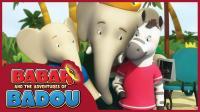 Karaliaus Babaro ir drambliuko Badu nuotykiai