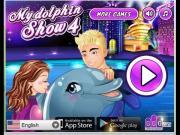 Delfinų šou