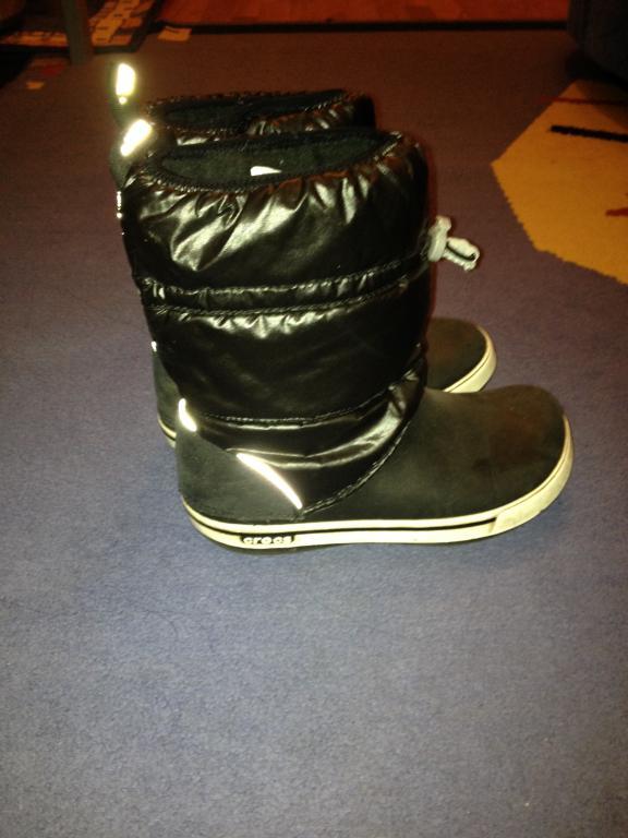 Crocs šilti batai
