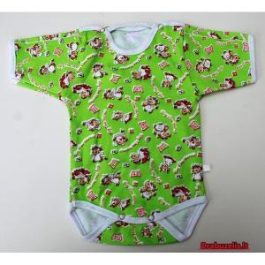Žalias bodis kūdikiui