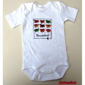 Baltas bodis kūdikui