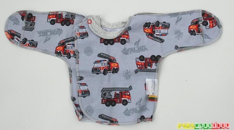 """Siaustinukė kūdikiui """"gaisrinės"""""""
