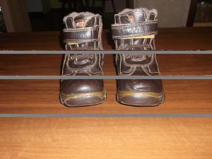 Žieminiai batai.