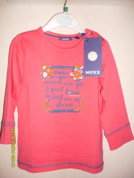 Nauji mexx marškinėliai