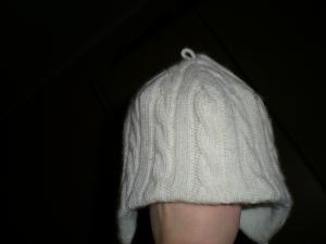 Jauki žieminė merinosų vilnos kepurytė