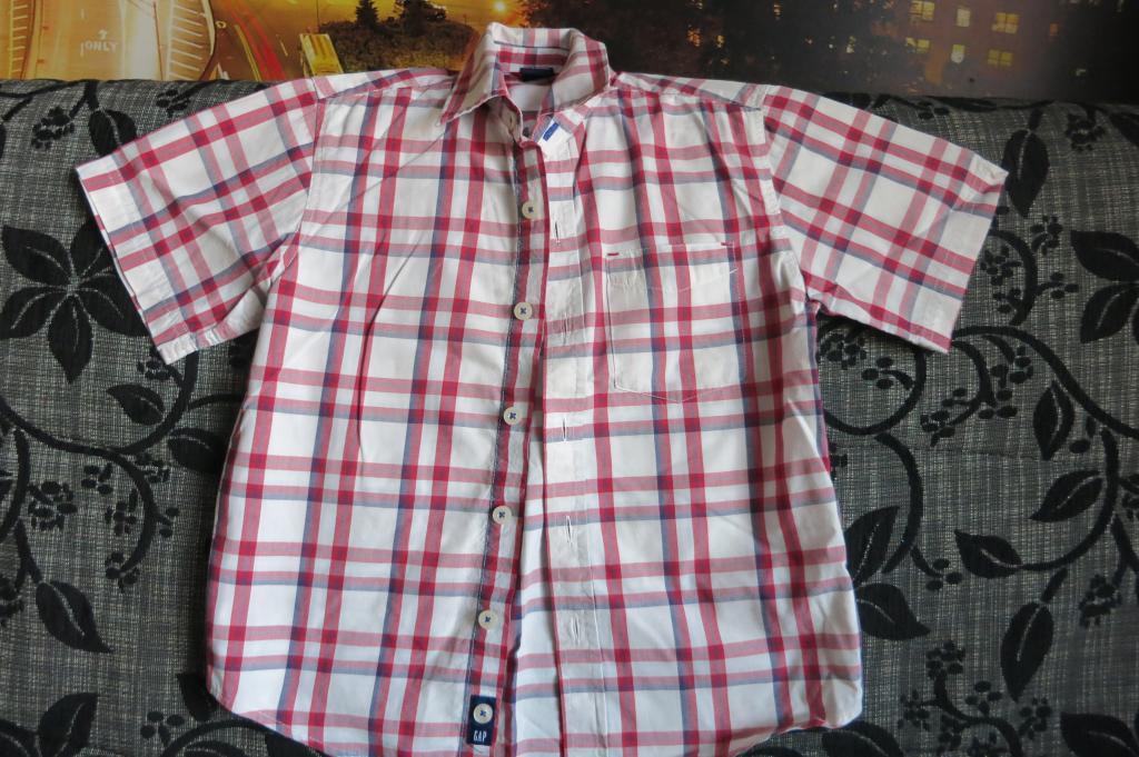 Languoti marškiniai berniukui