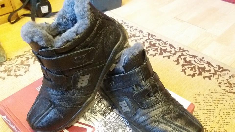 Silti odiia batai su kailiu. nauji
