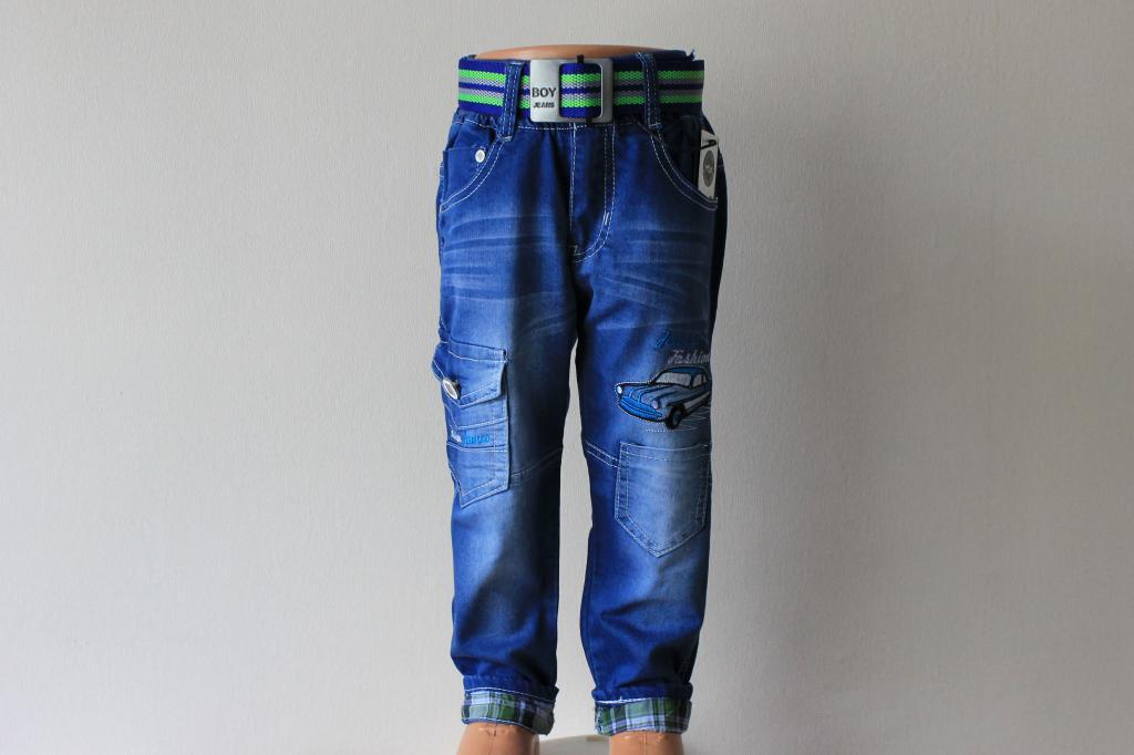 Labai gražūs ir stilingi džinsai berniukui