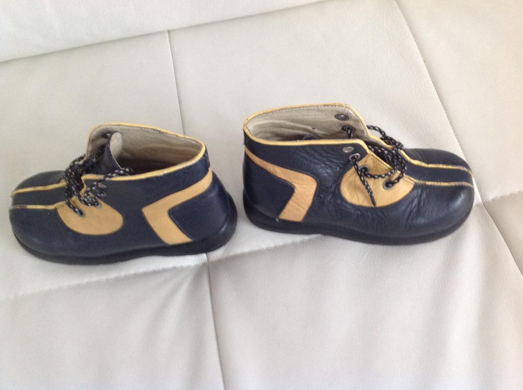 Natūralios odos batai berniukui