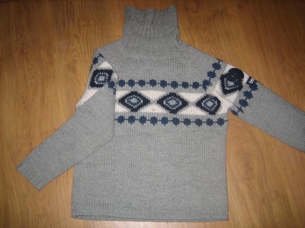 Šiltas megztinis