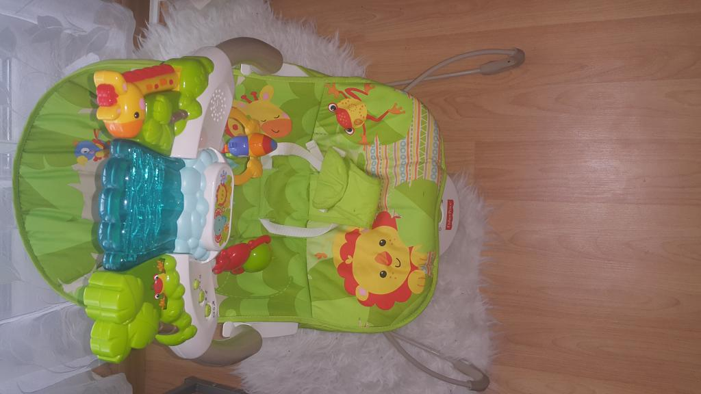 Fisher price supama kedute