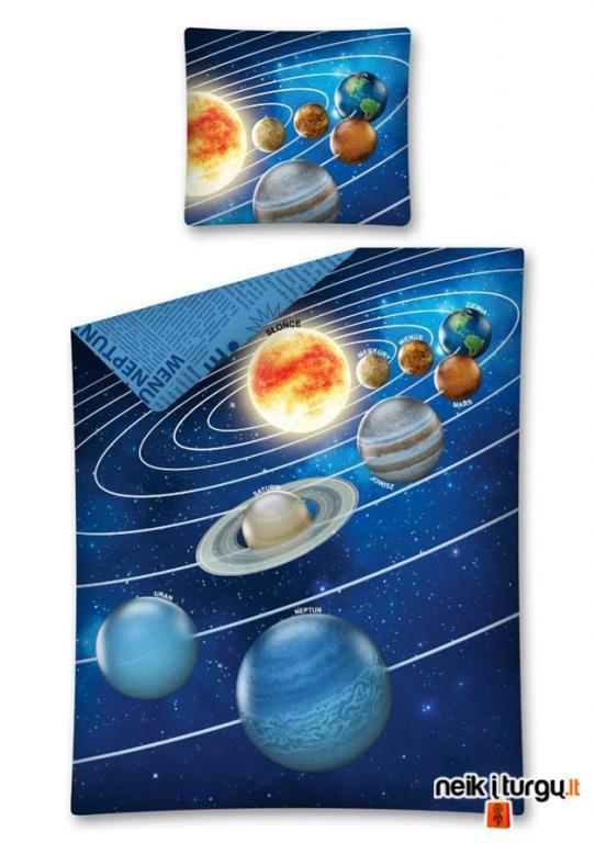Patalynės komplektas universe