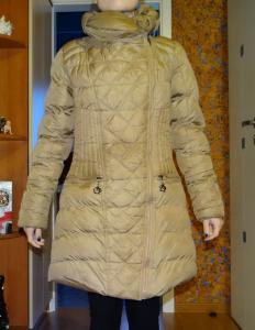 Šilta žieminė striukė