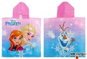 Rankšluostis su gobtuvu frozen seserys