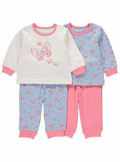 Naujos pižamytės 2 vnt nuo 80-92cm