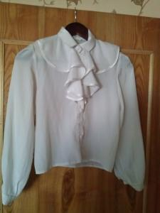 Marškinėliai balti