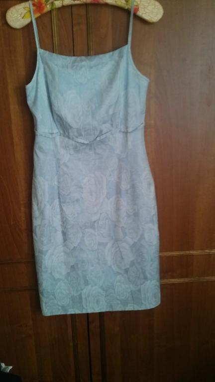 Suknelė su 3d raštais