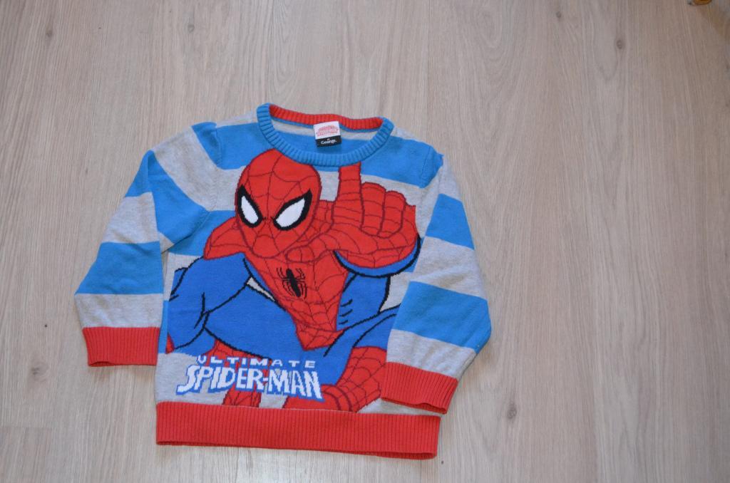 Megztukas h&m berniukui spider-man