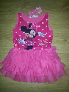 Minnie suknelė princesei