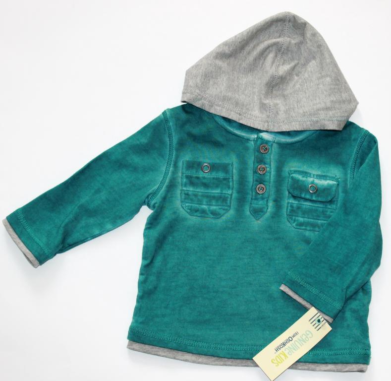 Labai gražus džemperis su kapišonu berniukui