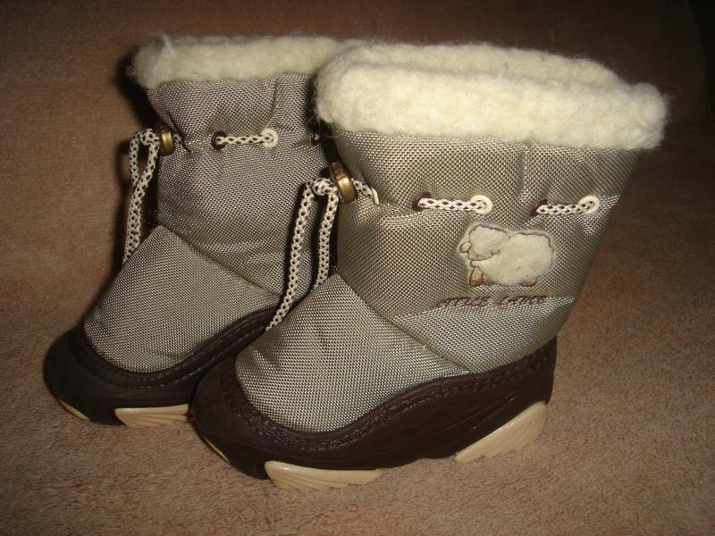 Žieminiai šilti batai