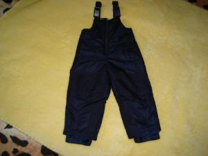 Žieminės kombinezono kelnės