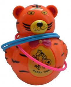 Svyruoklis laimingas tigriukas