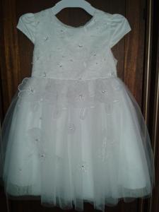 Parduodama krikštynų suknelė
