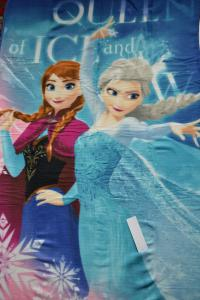 Pledas frozen