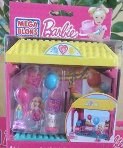 Barbies mega bloks gimtadienis