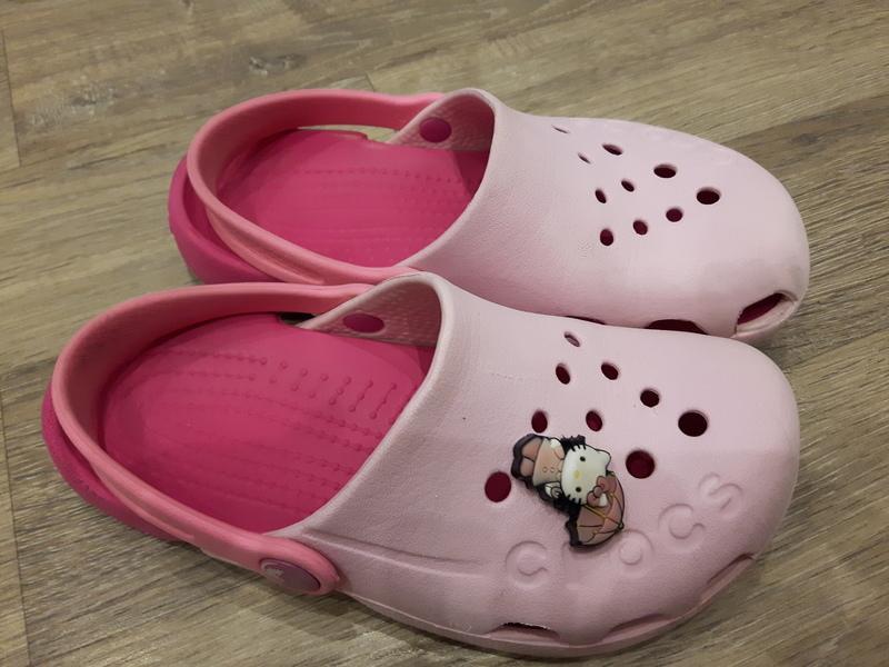 Crocs c12 geros bukles
